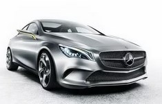 мерседес Concept Style Coupe(