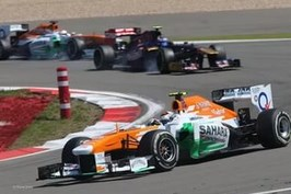 Force India гонки